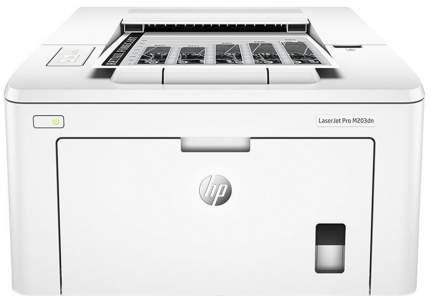 Лазерный принтер HP M203dn