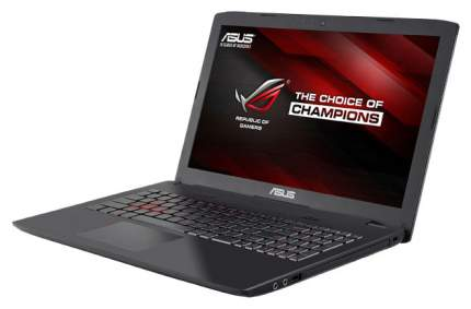 Игровой ноутбук ASUS ROG GL552VX-XO100D (90NB0AW3-M01150)