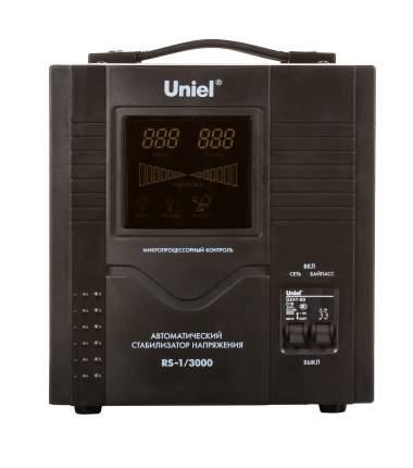 Стабилизатор Uniel RS-1/3000 3000VA напряжения релейный однофазный