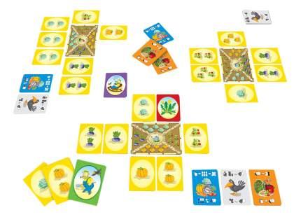 Семейная настольная игра Правильные игры Огород