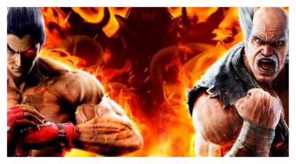 Игра для PC Tekken 7 (код загрузки, без диска)