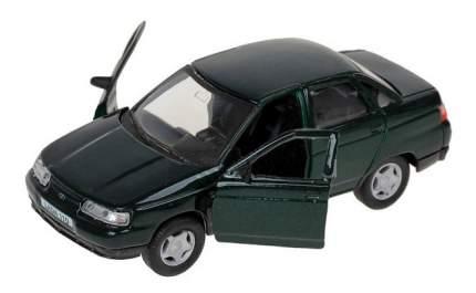 Коллекционная модель Autotime LADA 110 гражданская 1:36