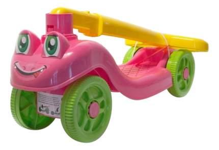 Самокат Технок 3657 розовый