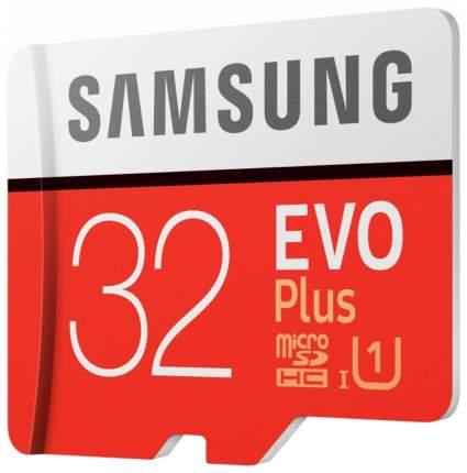 Карта памяти Samsung Micro SDHC EVO Plus 32GB