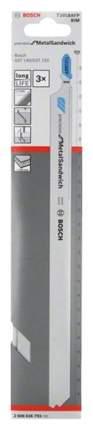 Набор пилок для лобзика Bosch T1018AFP PrecSandwich 2608636793