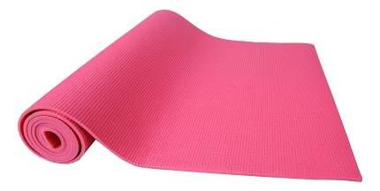 Коврик для йоги Спортекс T07624 розовый 4 мм