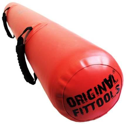Боксерский мешок Original Fit.Tools FT-PWRB-M красный