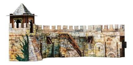 Модели для сборки УмБум Средневековый город Крепостная стена