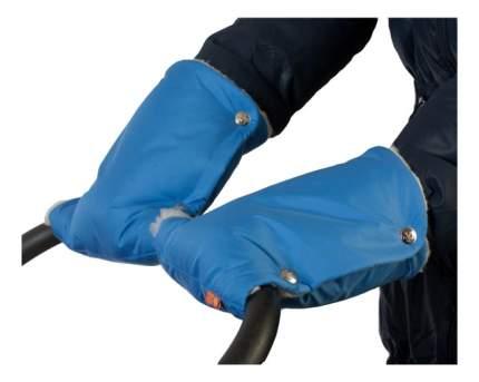 Муфта на коляску Голубая Чудо-Чадо МРМ05-000