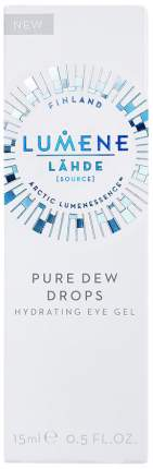 Гель для глаз Lumene Lähde Pure Dew Drops Hydrating Eye Gel 15 мл