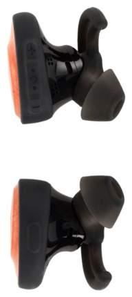 Беспроводные наушники Bose SoundSport Free Wireless Orange/Navy