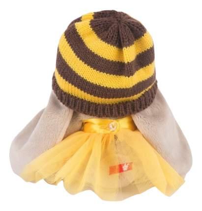 Мягкая игрушка BUDI BASA Зайка Ми в Шапке Пчёлка Sidx-205