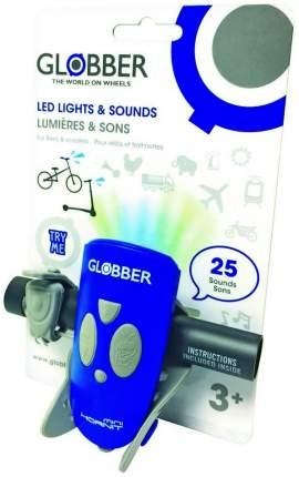 Звонок-фонарик Globber для самокатов Mini Hornit Navy Blue 25 мелодий 6711