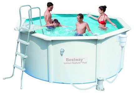 Стальной бассейн Bestway Hydrium Pool Set 56563 BW