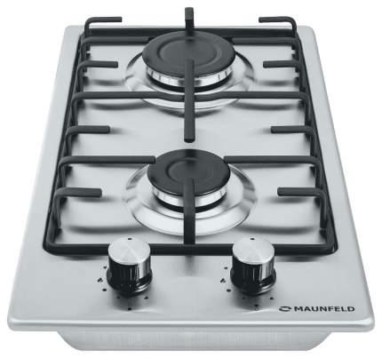Встраиваемая варочная панель газовая MAUNFELD EGHS.32.3ES/G Silver