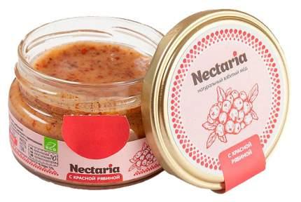 Мед Nectaria красная рябина 130 г