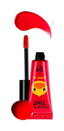 Тинт для губ G9SKIN Color Tok 01 Cherry Tok 5 мл