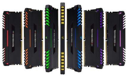 Оперативная память Corsair VENGEANCE RGB CMR64GX4M4C3200C16