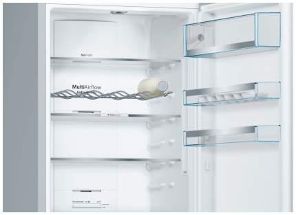 Холодильник Bosch KGN39LQ31R Brown/Silver