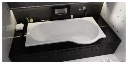 Акриловая ванна Riho Dorado 170х75 без гидромассажа левая