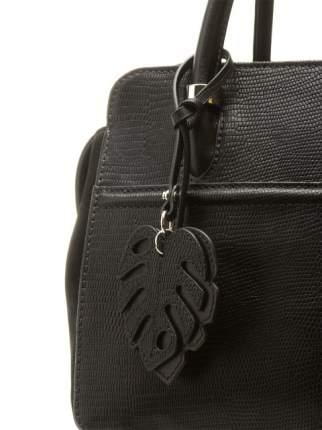Сумка женская кожаная Eleganzza Z-15514-1 черная