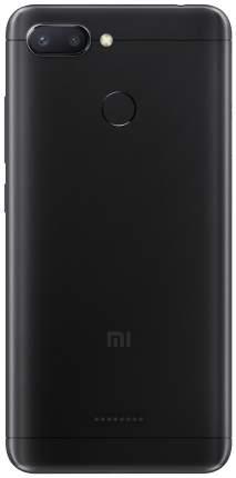Смартфон Xiaomi Redmi 6 64Gb EU Black