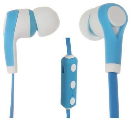 Беспроводные наушники Smarterra BTHS-1 Blue