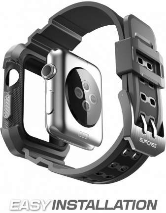 Чехол-ремешок Supcase Unicorn Beetle Pro для Apple Watch 3 Case 42mm (Red)