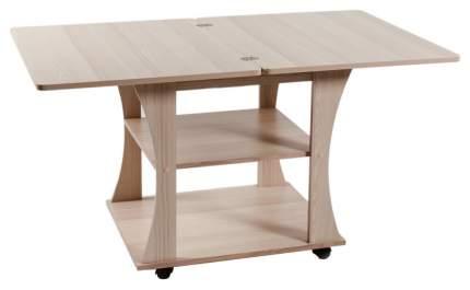 Журнальный столик Бител Бител СЖ-2 BTL_yas_SZH2 70-120х58х60 см, ясень шимо светлый