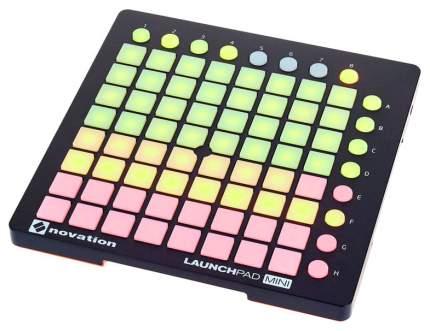 Контроллер для Ableton Live Novation Launchpad Mini MK2 , 64 полноцветных пэда