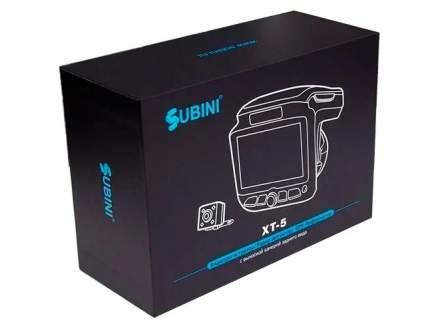 Видеорегистратор с радар-детектором Subini XT-5