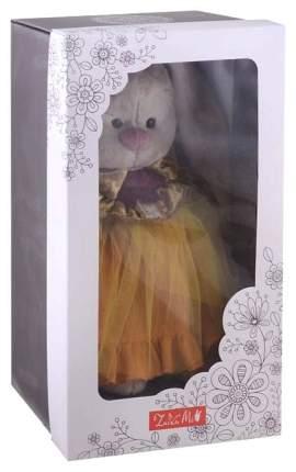 Мягкая игрушка «Зайка Ми барышня» в янтарно-золотом, 25 см Зайка Ми