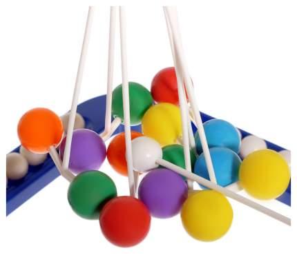Настольная игра на координацию «Держись, шарик!» ЛАС ИГРАС