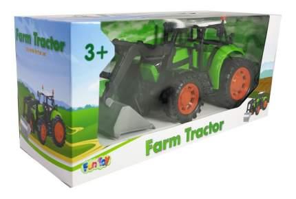 Машина пластиковая FUN TOY 44403 Трактор