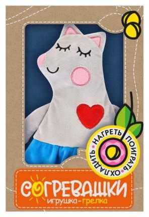 """Мягкая игрушка-грелка """"Кошечка"""" 30 см MT-MRT041902-30 Maxitoys"""