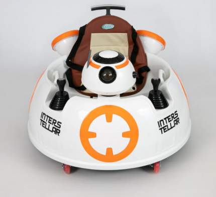 Детский электромобиль Barty ANDROID COSMIC M77AA, Белый