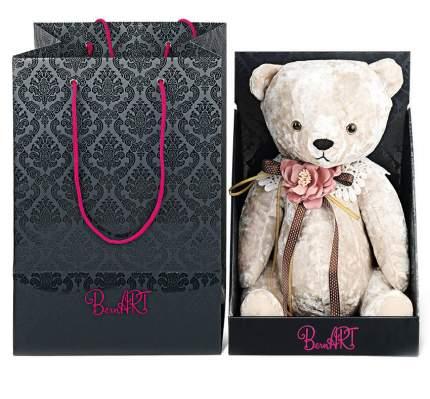 Мягкая игрушка BUDI BASA BAw-10 Медведь БернАрт белый