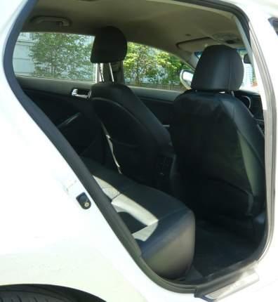 Lux Cover защитный чехол на спинку переднего сиденья Oxford (Серый)