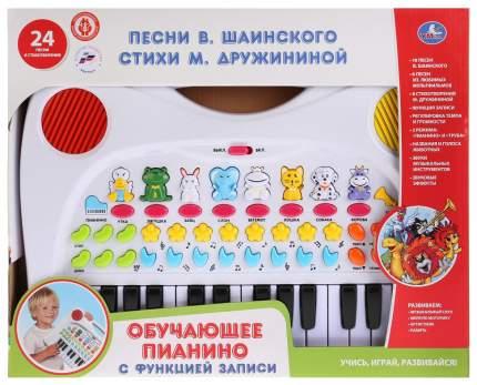 Обучающее пианино Умка стихи М.Дружининой, названия и голоса животных B1135113-R