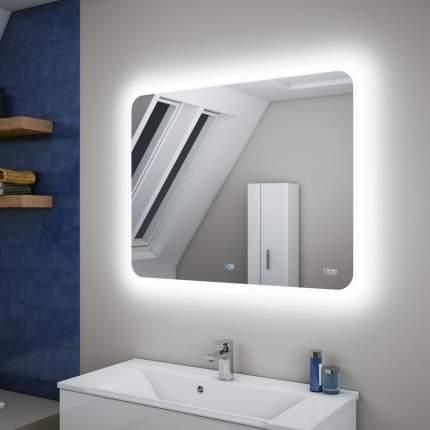 Зеркало Tiko Solli 100х80, LED подсветка, сенсор, антипар