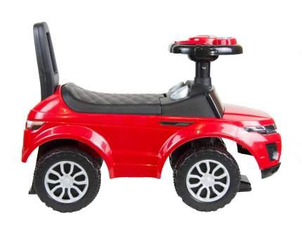 Машина-каталка Tommy ROC 106 красный