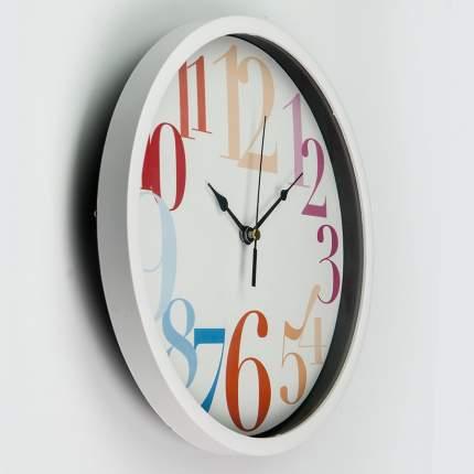 MC-4719 Часы настенные  (22.5x22.5 см.)