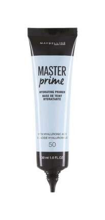 Основа для макияжа Maybelline Master Prime 50 Hydrating 30 мл