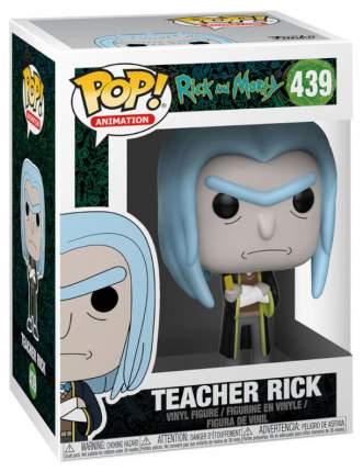 Фигурка Funko POP! Animation: Rick and Morty: Teacher Rick