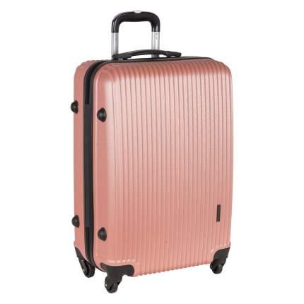 Комплект из 2 чемоданов Polar РА056 бледно-розовый