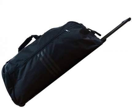 Спортивная сумка Adidas Trolley Bag Combat Sports XL черно-золотая