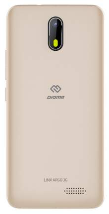 Смартфон Digma Argo 3G Linx 8Gb Gold