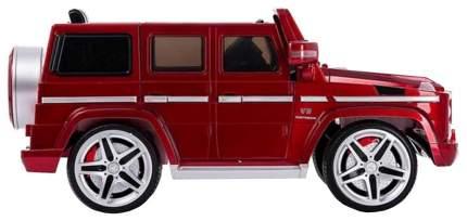 Радиоуправляемый детский электромобиль Harleybella Гелендваген Merсedes G63 Красный