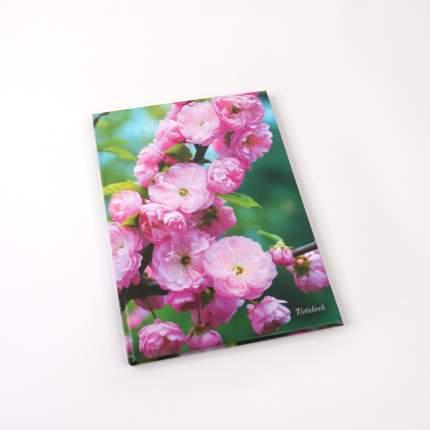 """Книга для записей """"Весенний сад"""" А4, 100л"""