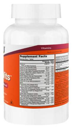 Витаминный комплекс NOW Daily Vits 100 табл.